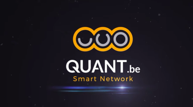 "Quant ICT becomes QUANT.be and launches a new innovative concept ""The Smart Network"""